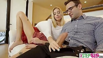 Bisexual Teen Cecilia Wesley Drawle With Fathers Big Cock