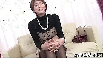 british slut with sizable dark nipples is getting on a cock