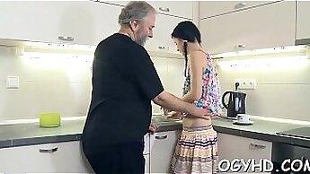 croatian teen on hidden cam seduced by the incredible bab