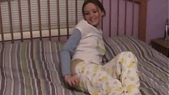 Babysitter Monica Helena gangbanged and facialised