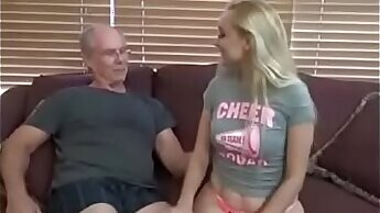 Awesome stepmom gets assistant to fuck her pussy hard